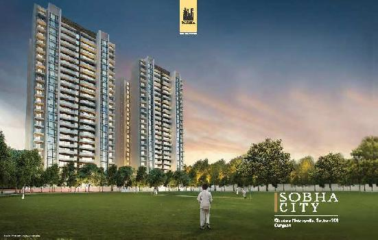 3 BHK 1711 Sq.ft. Residential Apartment for Sale in Sector 108 Gurgaon