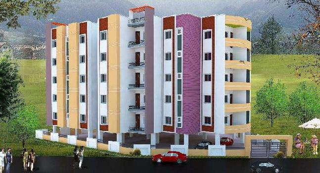 3 BHK 1226 Sq.ft. Residential Apartment for Sale in Hirak Road, Dhanbad