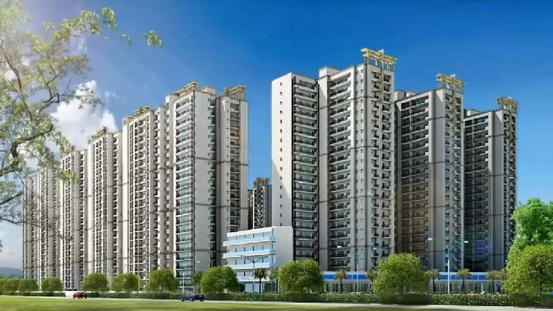 2 BHK 985 Sq.ft. Residential Apartment for Sale in Sector 1 Greater Noida West
