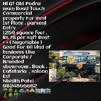 1400 Sq.ft. Showroom for Rent in Padra, Vadodara