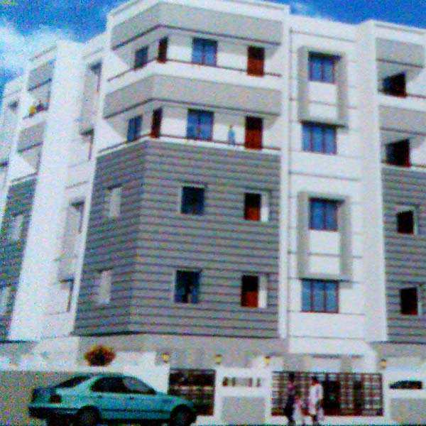 2 BHK 1150 Sq.ft. Residential Apartment for Sale in Thindal, Erode