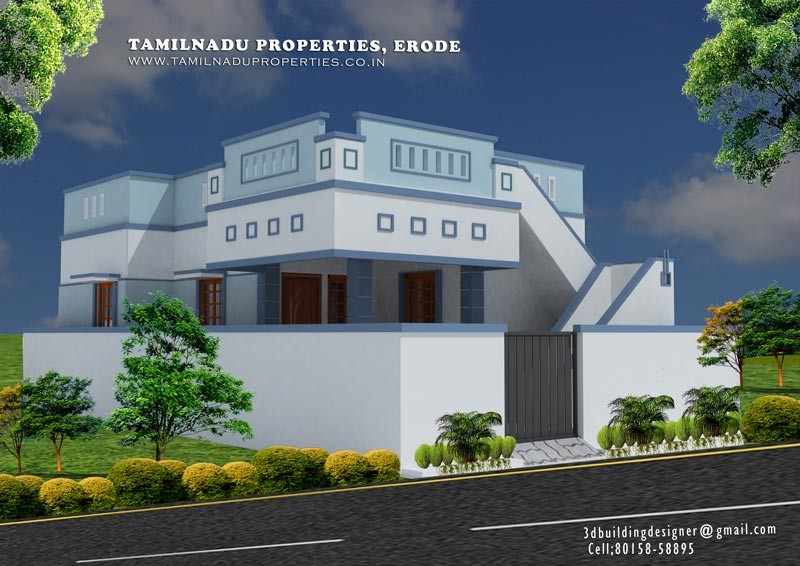 1 bhk individual house home for sale at erode rei323621