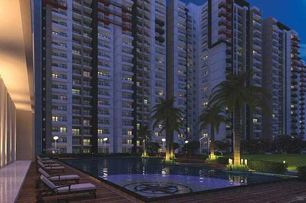 2 BHK Flats & Apartments for Sale in Noida Extn., Noida - 891 Sq. Feet