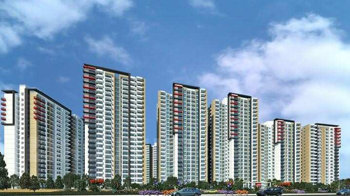 4 BHK Flats & Apartments for Sale in Noida Extn., Noida - 2232 Sq.ft.