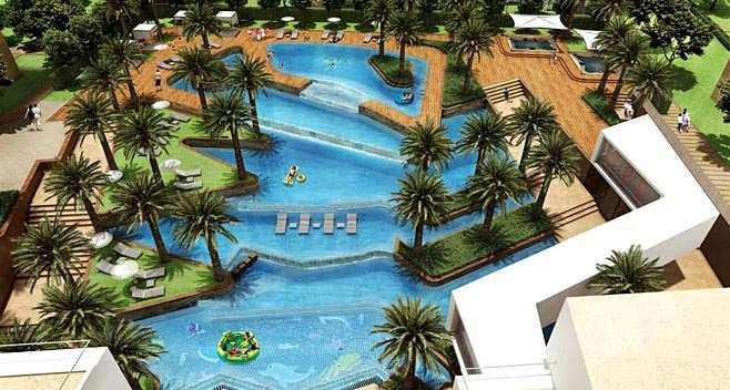 3 BHK Flats & Apartments for Sale in Sector 121, Noida - 1350 Sq. Feet
