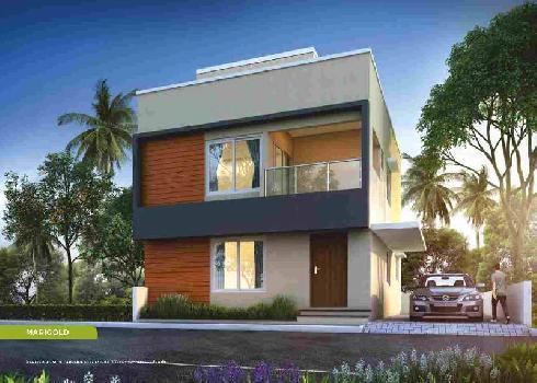 3 BHK 1376 Sq.ft. House & Villa for Sale in Kelambakkam, Chennai