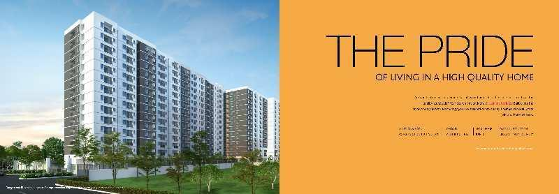 2 BHK 649 Sq.ft. Residential Apartment for Sale in Kelambakkam, Chennai