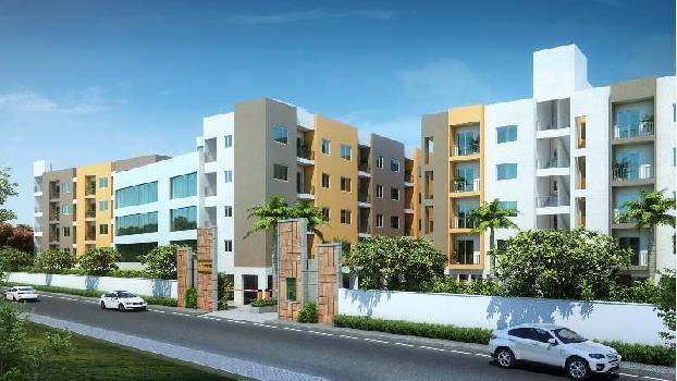 2 BHK 590 Sq.ft. Residential Apartment for Sale in Guduvancheri, Chennai