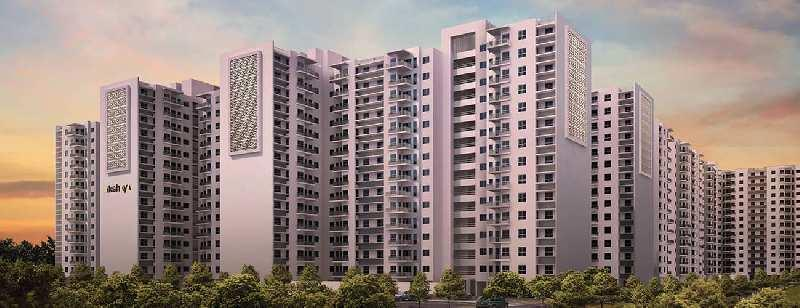 2 BHK 1061 Sq.ft. Residential Apartment for Sale in Kelambakkam Vandalur Highway, Chennai