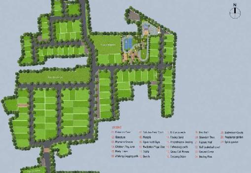 977 Sq.ft. Residential Plot for Sale in Karapakkam, Chennai