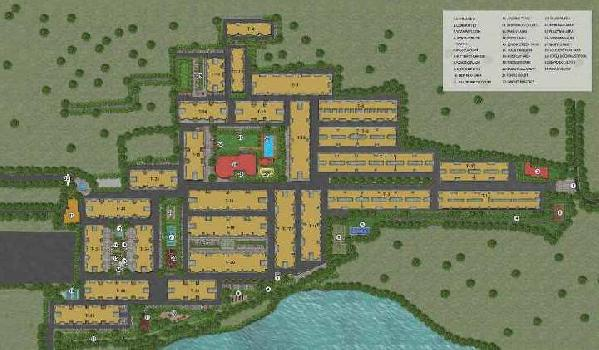 2 BHK 1100 Sq.ft. Residential Apartment for Sale in Perumanttunallur, Chennai
