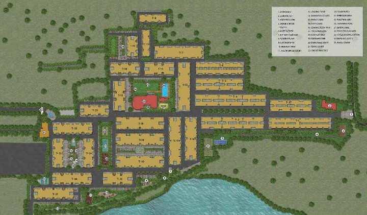 2 BHK 1100 Sq.ft. Residential Apartment for Sale in Perumanttunallur, Chennai