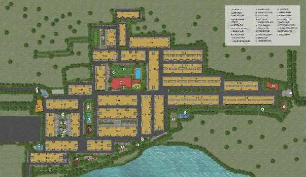 3 BHK 1390 Sq.ft. Residential Apartment for Sale in Perumanttunallur, Chennai