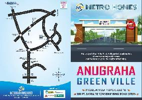 1200 Sq.ft. Commercial Land for Sale in Jigani Road, Bangalore