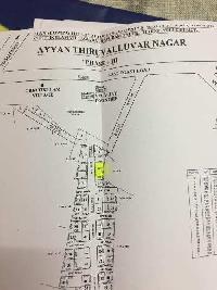 15 Cent Commercial Land for Sale in Radhapuram, Tirunelveli