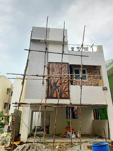 2 BHK 1100 Sq.ft. House & Villa for Rent in Pallikaranai, Chennai
