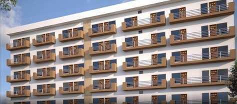 1 BHK 550 Sq.ft. Residential Apartment for Sale in NH 91, Ghaziabad