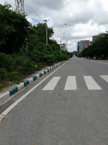449543 Sq.ft. Commercial Land for Sale in Financial District, Nanakramguda, Hyderabad