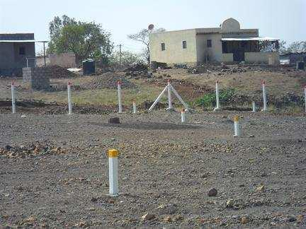 1077 Sq.ft. Residential Plot for Sale in MIDC Ahmednagar,