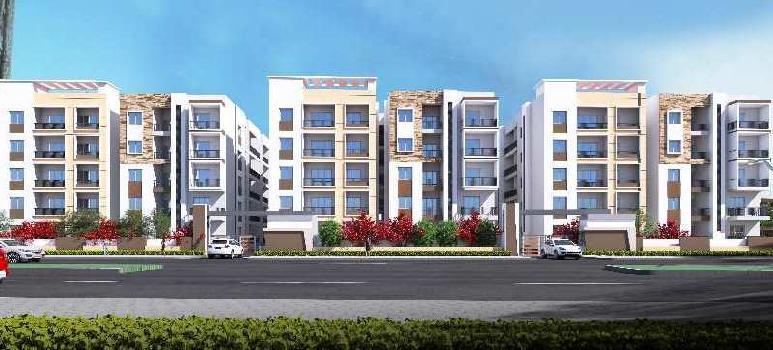 1 BHK 950 Sq.ft. Residential Apartment for Sale in Vijay Nagar, Bangalore