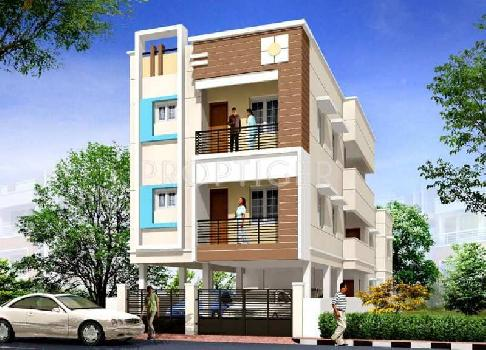 2 BHK 1005 Sq.ft. Residential Apartment for Rent in Karayanchavadi Thirumal Nagar, Avadi, Chennai