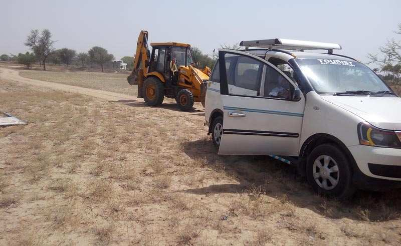 100 Sq. Yards Residential Land / Plot for Sale in Tonk Road, Jaipur - 40 Bigha
