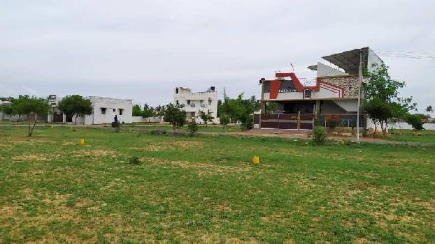 1700 Sq.ft. Residential Plot for Sale in KK Nagar, Tiruchirappalli
