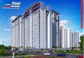 3 BHK 1042 Sq.ft. Residential Apartment for Sale in Yamuna Expressway, Greater Noida