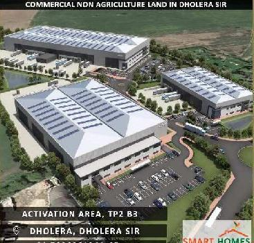 5200 Sq. Yards Commercial Land for Sale in Dholka, Ahmedabad