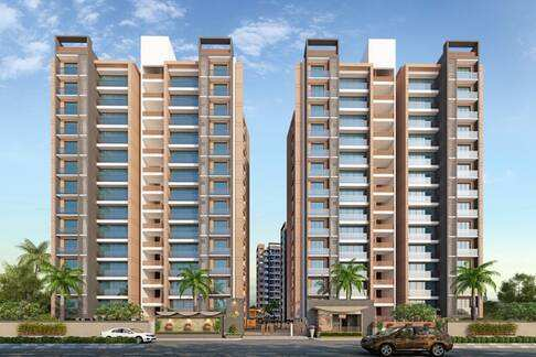 1 BHK 709 Sq.ft. Residential Apartment for Sale in Jahangirabad, Surat