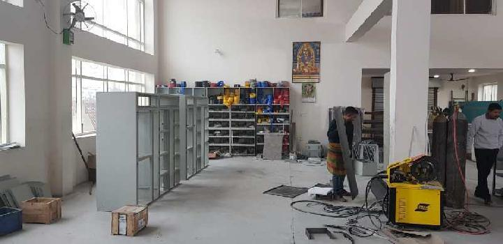 5500 Sq.ft. Factory for Rent in Bhiwadi Extension