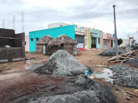 436 Sq.ft. Residential Plot for Sale in Veerapanchan, Madurai