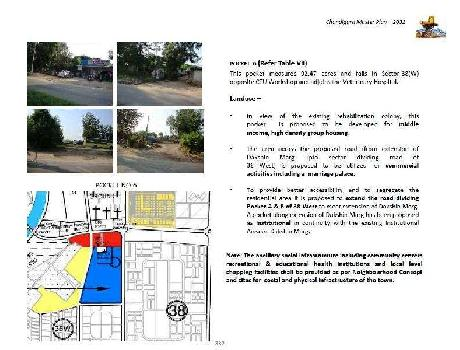 54 Acre Commercial Land for Sale in Sector 38 Chandigarh
