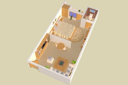 450 Sq.ft. Office Space for Sale in Sector 101, Noida