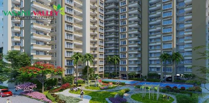 2 BHK 605 Sq.ft. Residential Apartment for Sale in Sector 56A Faridabad