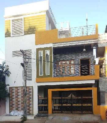 2 BHK 800 Sq.ft. Builder Floor for Rent in Abbigere, Bangalore