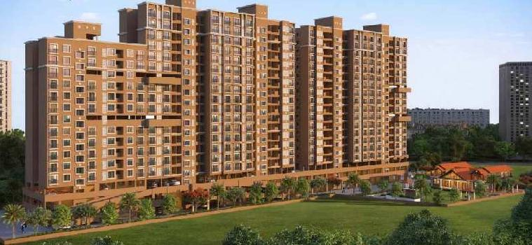 2 BHK 747 Sq.ft. Residential Apartment for Sale in Punawale, Pune