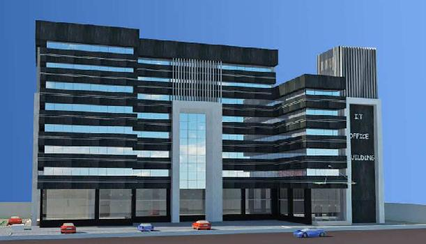 4594 Sq. Meter Office Space for Rent in Techzone 4, Greater Noida