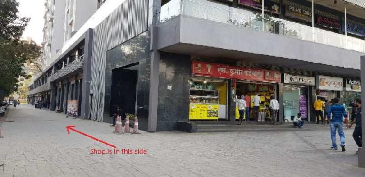 655 Sq.ft. Commercial Shop for Rent in Wadgaon Sheri, Pune