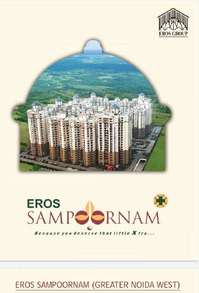 3 BHK 1350 Sq.ft. Residential Apartment for Sale in Sector 2 Greater Noida