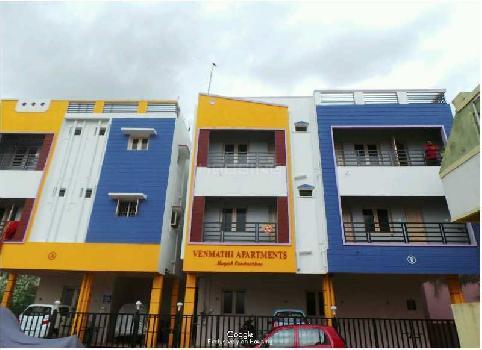 3 BHK 1100 Sq.ft. Residential Apartment for Rent in Kattupakkam, Chennai