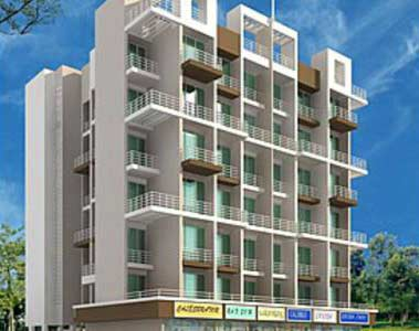 3 BHK Flats & Apartments for Sale in Kharghar, Navi Mumbai - 1850 Sq.ft.