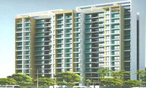 2 BHK Flats & Apartments for Sale in Kharghar, Navi Mumbai - 1280 Sq.ft.