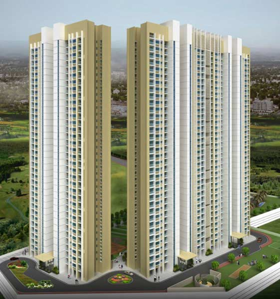 3 BHK Flats & Apartments for Sale in Kharghar, Navi Mumbai - 1450 Sq.ft.