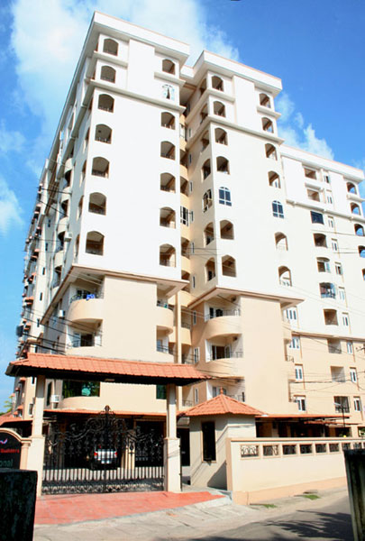 2 BHK Flats & Apartments for Sale in Kharghar, Navi Mumbai - 1063 Sq.ft.