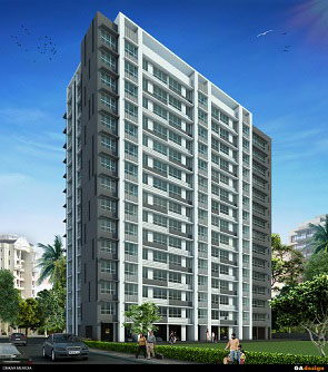 2 BHK Flats & Apartments for Sale in Kharghar, Navi Mumbai - 1136 Sq.ft.