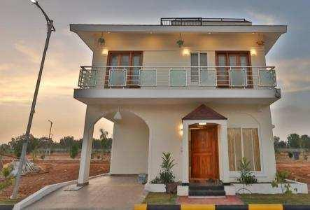 2 BHK 845 Sq.ft. House & Villa for Sale in Sathya Sai Layout, Whitefield, Bangalore