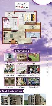 2 BHK 585 Sq.ft. Residential Apartment for Sale in Alwar Bypass Road, Bhiwadi
