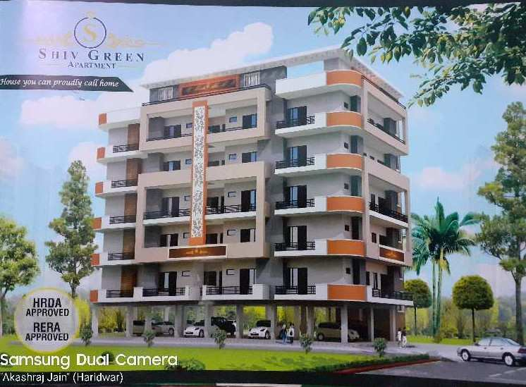 2 BHK 963 Sq.ft. Residential Apartment for Sale in Haridwar Highway, Roorkee