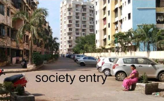 1 BHK 595 Sq.ft. Residential Apartment for Sale in Badlapur West, Thane